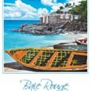 Baie Rouge Poster Poster