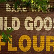 Bake With Wild Goose Flour Poster