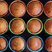 Baked Cupcakes Poster