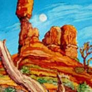Balanced Rock Poster