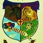 Balestar Crest Poster