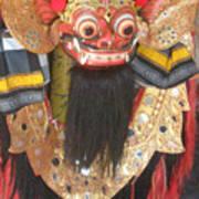 Balinese Barong Poster