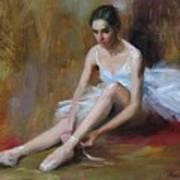 Ballerina D Poster