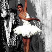Ballerina Dance 073 Poster