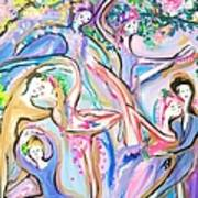 Ballet Garden Party  Poster