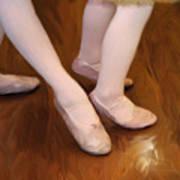 Ballet Girls Poster