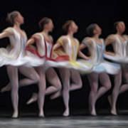 Ballets Poster
