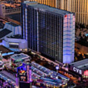 Bally's Hotel, Las Vegas Poster
