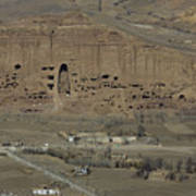 Bamiyan's Empty Alcoves Poster