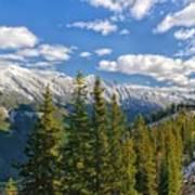 Banff Gondola Poster