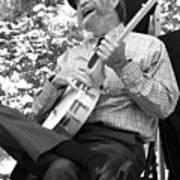 Banjo Man Poster