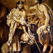 Baptism Of Christ Poster