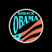 Barack Obama Design Poster