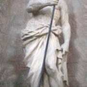 Barcelona - Neptune Statue Poster