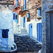 Bari Italy Poster