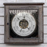 Barometer Poster