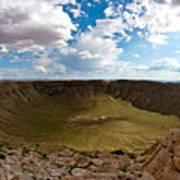 Barringer Meteor Crater #5 Poster