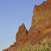 Basalt Cliffs Poster
