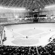Baseball: Astrodome, 1965 Poster