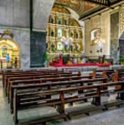 Basilica Minore Del Santo Nino Poster