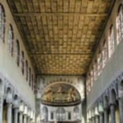 Basilica Of Saint Sabina Poster