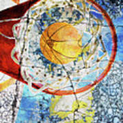 Basketball _version 45 Poster