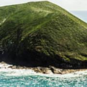 Bass Strait Island Wilderness Poster