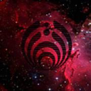 Bassnectar Galaxy Nebula Poster