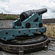 Bastion Gun Poster