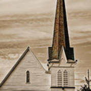 Bath Congregational Church Poster