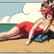 Bathing Beauty Poster