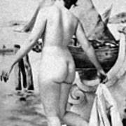 Bathing Nude, 1902 Poster