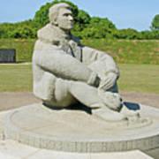 Battle Of Britain Memorial Poster
