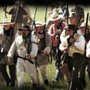 Battle Of San Jacinto Poster