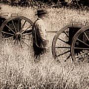 Battle Ready - Gettysburg Poster