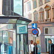Bauernmarkt 2a Wien Poster