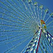 Bavarian Fairy Wheel Poster