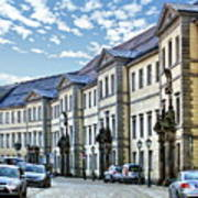 Bayreuth Street Scene Poster