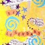 Be Legendary #2 Poster