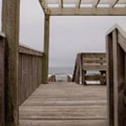 Beach Deck Poster