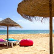Beach Relaxing Poster