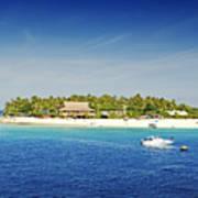 Beachcomber Island Poster