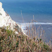 Beachy Head Sussex Poster