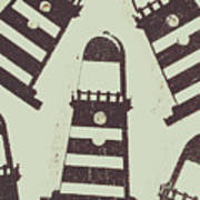 Beacon Buttons Poster