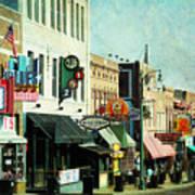 Beale Street Blues Poster