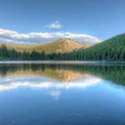 Bear Lake In Rocky Mountain National Park 2x1 Poster