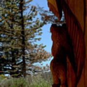 Bear Watch Poster