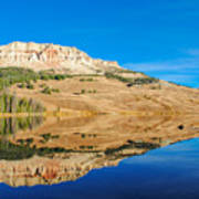Beartooth Lake Poster