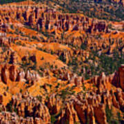 Beautiful Bryce Canyon Poster