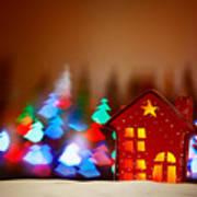 Beautiful Christmas Decor Poster